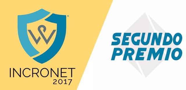 Premios INCRONET 2017
