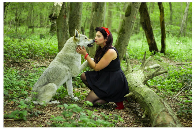 shooting chaperon rouge
