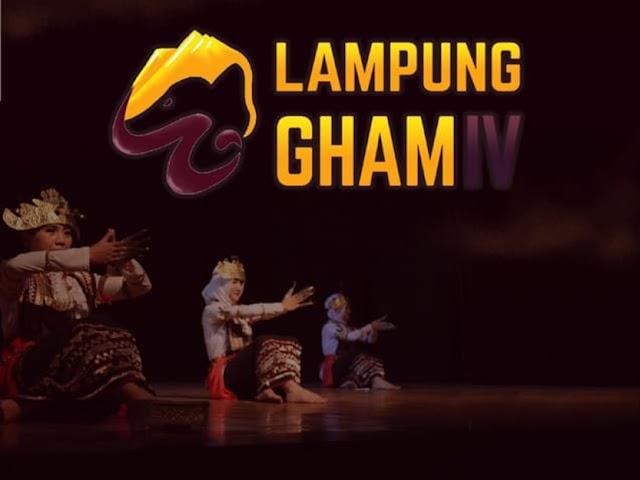 Coming Soon Pagelaran Sendra Tari  Lampung Gham IV