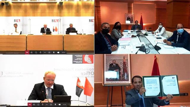 المغرب يوقع مذكرة تفاهم مع مكتب براءات الإختراع الأوروبي