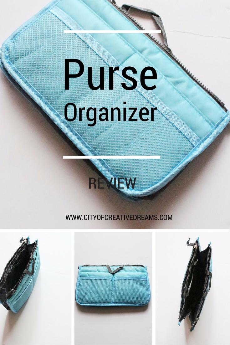 Purse Organizer | City of Creative Dreams