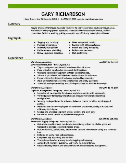 Job Description Of Warehouse Assistant livmooretk – Logistics Assistant Job Description