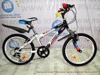 Sepeda Gunung Remaja Family Inferno 6 Speed 20 Inci
