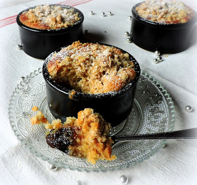 Mincemeat & Orange Meusli Muffins