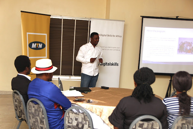 MTN Partners Google to Train 50 SMEs in Port Harcourt