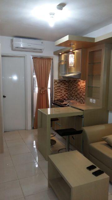 Cv tridaya interior paket design interior apartemen 2 for Design apartemen 2 kamar