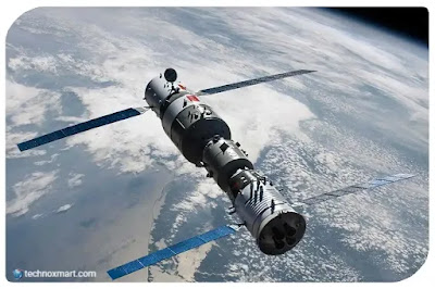 new chinese spacecrafts