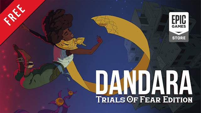dandara trials of fear edition free pc game epic store metroidvania 2D platformer game long hat house raw fury
