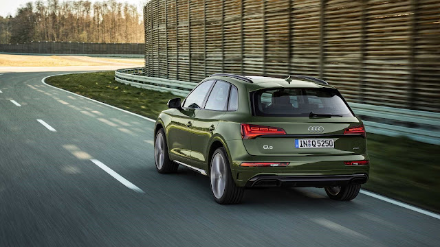 2021 audi q5 images wallpapers
