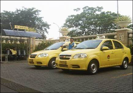 Mengenal Ragam Varian Armada Taksi Dengan Populasi Terbatas