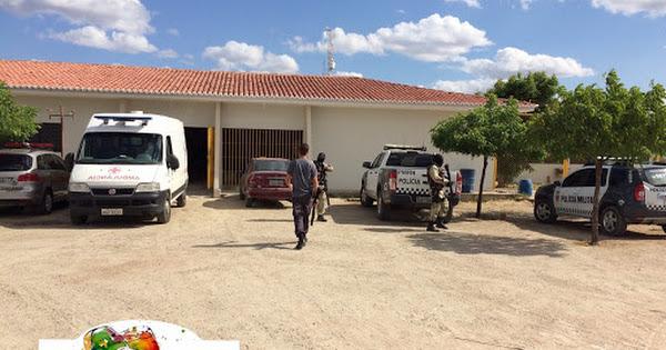 * Quase 100 presos são transferidos da Cadeia Pública de Mossoró para Caraúbas no Oeste Potiguar.