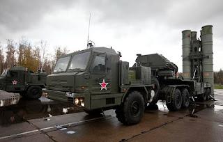 Rudal Pertahanan Udara S-400
