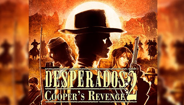 تحميل لعبة Desperados 2: Coopers Revenge للكمبيوتر تورنت