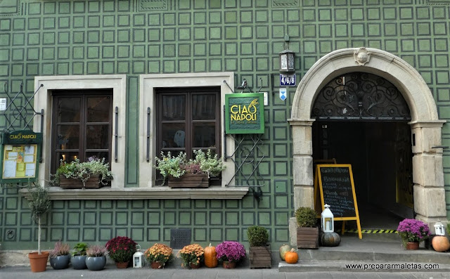 lugares para comer en Varsovia