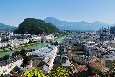 Ciudades sorprendentes Europa Salzburgo