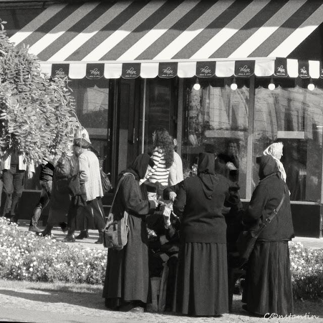 măicuțe în pelerinaj la Iași