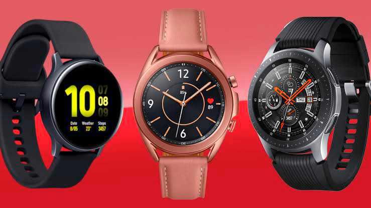 Top 3 Samsung Watches