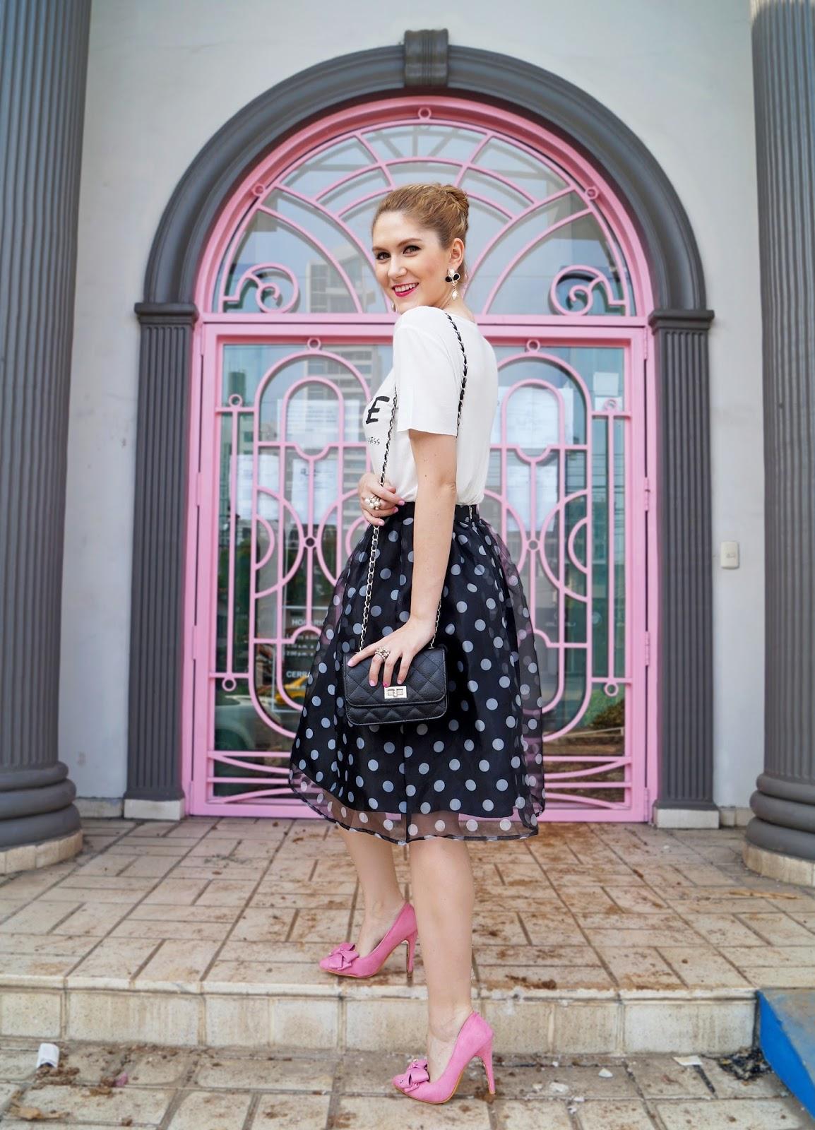 Girly Fashion Blogger