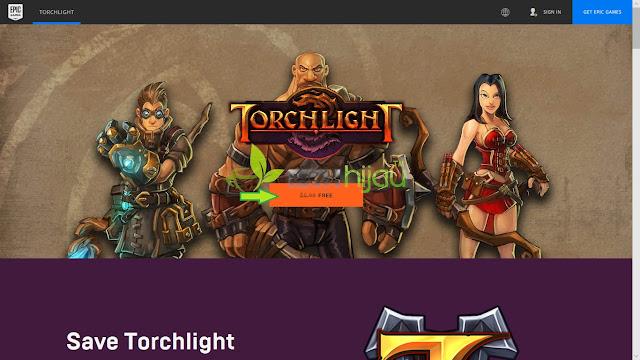 Game RPG Gratis Torchlight dari Epic Games Store - Tech Hijau™