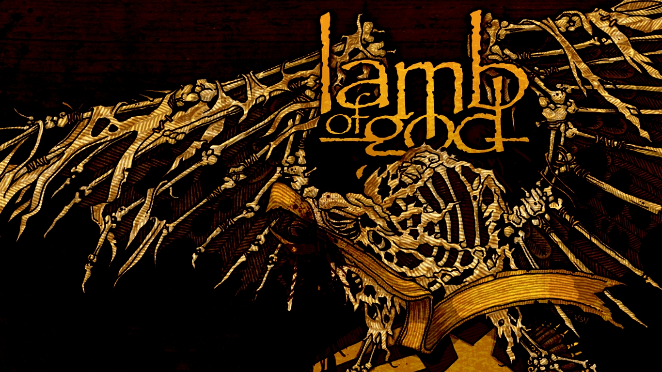 Wallpapers Dekstop 4 U: LAMB OF GOD WALLPAPER