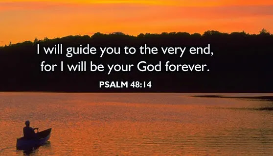 Bible Verses On Life And Death i will guide you