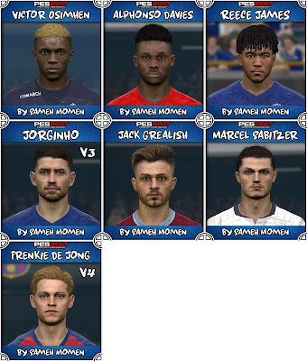 PES 2017 Facepack March 2020 V3 by Sameh Momen