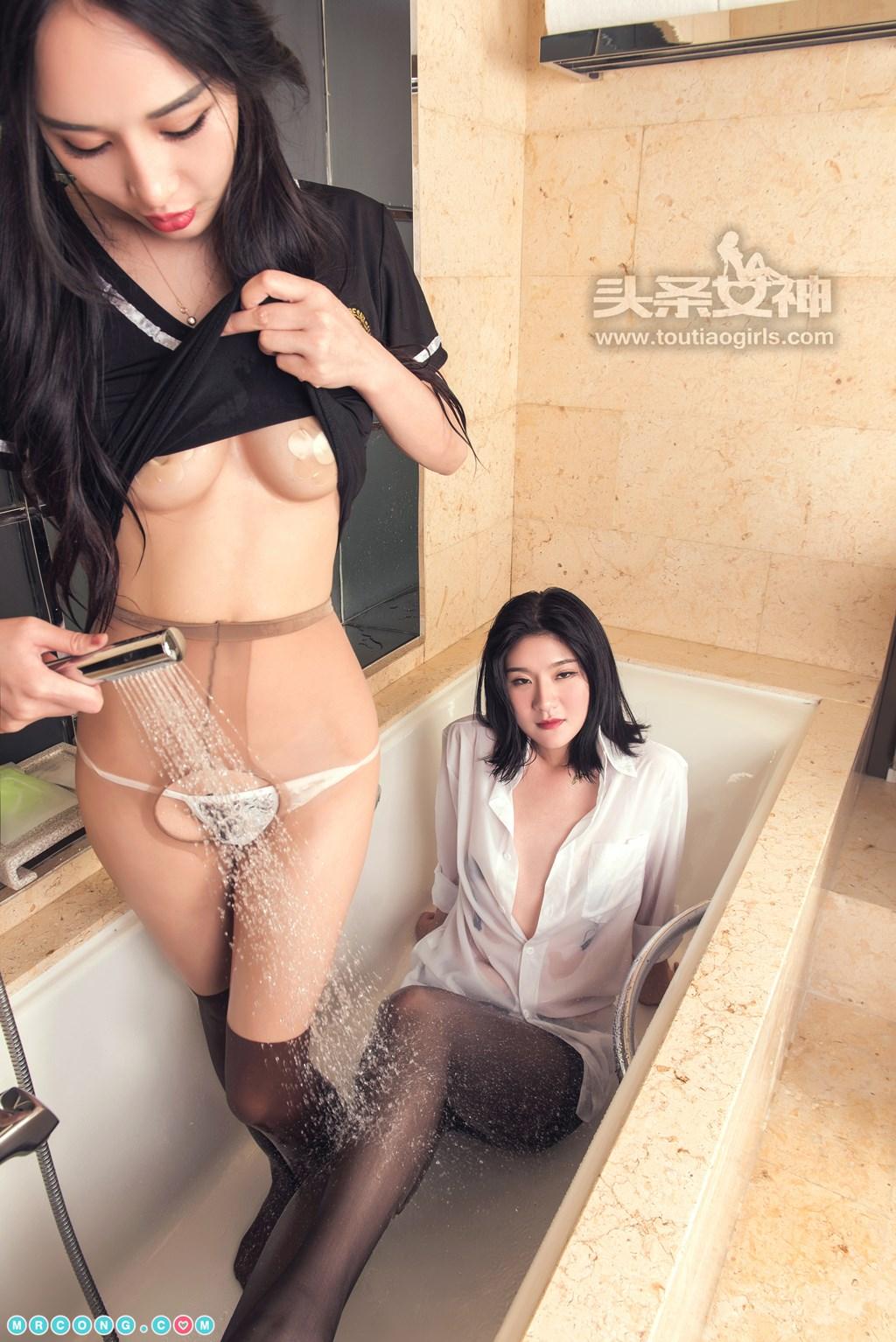 Image TouTiao-2017-10-09-Various-Models-MrCong.com-027 in post TouTiao 2017-10-09: Người mẫu tổng hợp (42 ảnh)