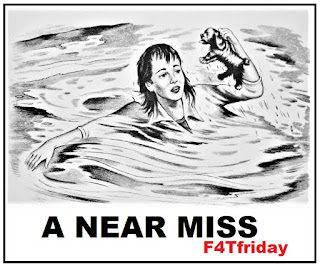 a near miss #104 #f4tfriday
