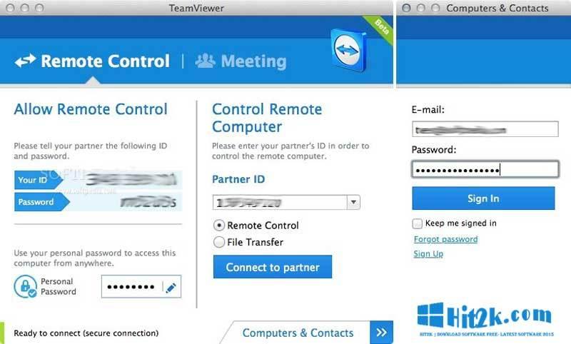 teamviewer free 12 version download