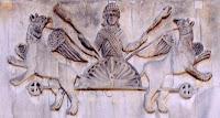Grifo-Alejandro Magno- mitologia-leyenda