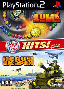 PopCap Hits! Vol. 2 PS2 ISO (Ntsc) (MG-MF)