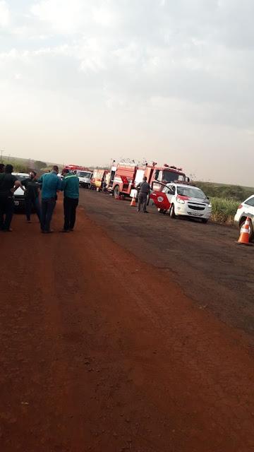 Dois homens morrem após grave acidente na região