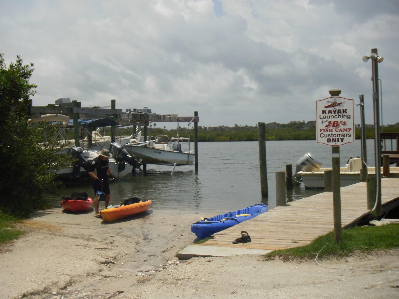 Kayak Mosquito Lagoon