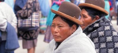 América Latina es la región del mundo con la mayor proporción de indígenas en la pobreza extrema