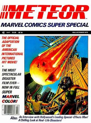 Marvel Comics Super Special #14, Meteor