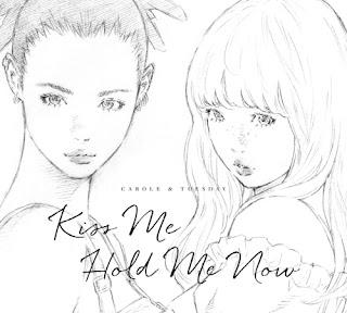 Download [Single] Carole & Tuesday (Vo.Nai Br.XX & Celeina Ann) – Kiss Me / Hold Me Now [MP3/320K/ZIP] | Opening & Ending Carole & Tuesday