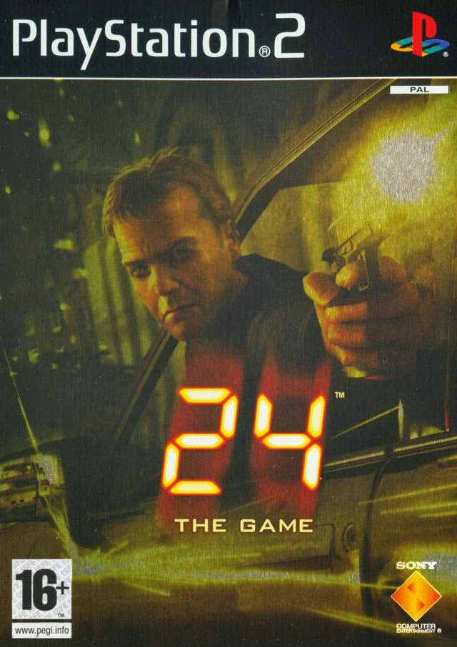 24 The Game Ps2 Iso Ntsc Juegos Para PlayStation 2