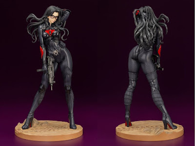 G.I. Joe The Baroness Bishoujo Statue by Kotobukiya