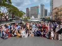 Mahasiswa UUI Berangkat Ke Malaysia Untuk Mobility Student Program International