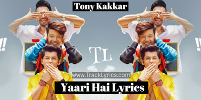 yaari-hai-lyrics