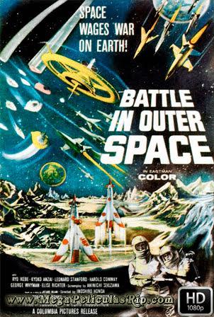 Batalla En El Espacio Exterior 1080p Latino