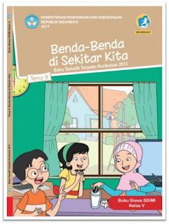 download gratis buku tematik kelas 5 tema 9