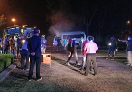 30 TKI Asal Malaysia Jalani Pemeriksaan Kesehatan