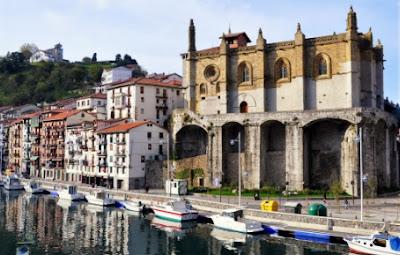 Una escapada a Ondárroa, Vizcaya
