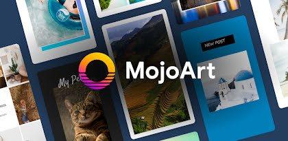 MojoArt – Stories Editor for Instagram Latest version APK v1.1.5 - Mod