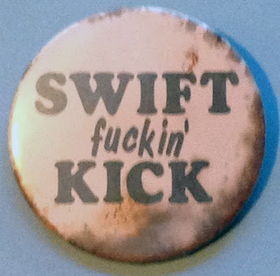 Swift Kick button