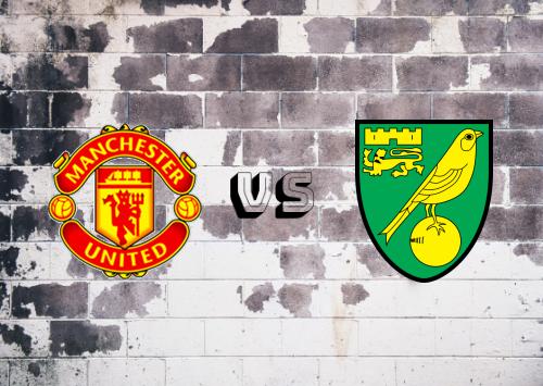 Manchester United vs Norwich City  Resumen y Partido Completo