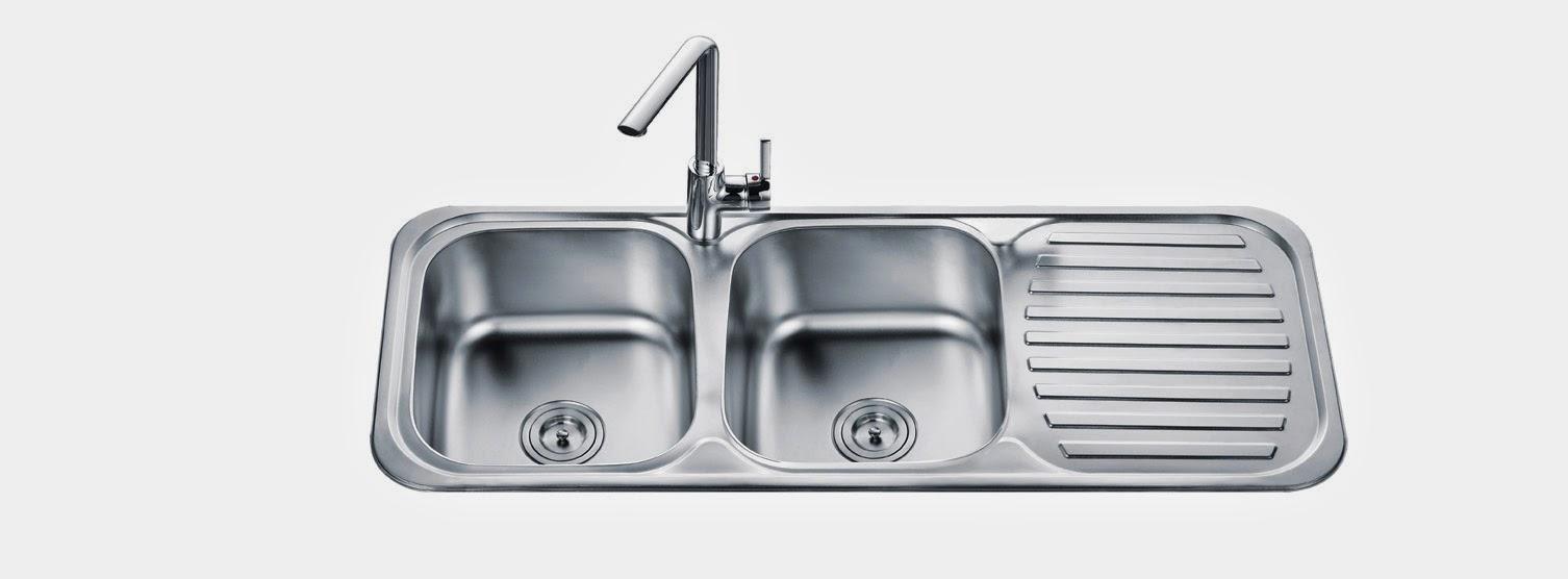 Sinki Dapur Tersumbat Pun Boleh Stress Tau