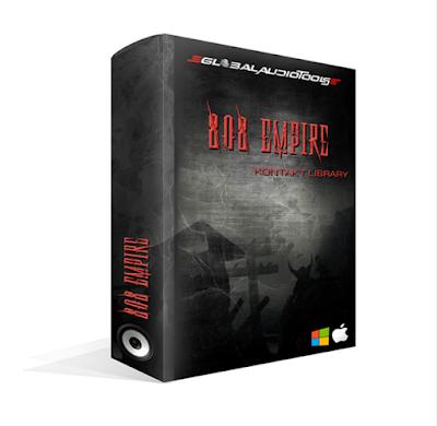 Global Audio Tools 808 Empire BY MANCER | تحميل مكتبة الكونتاكت الإمبراطورية