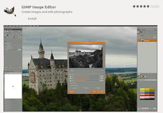 Cara Mudah Install GIMP di Linux Ubuntu
